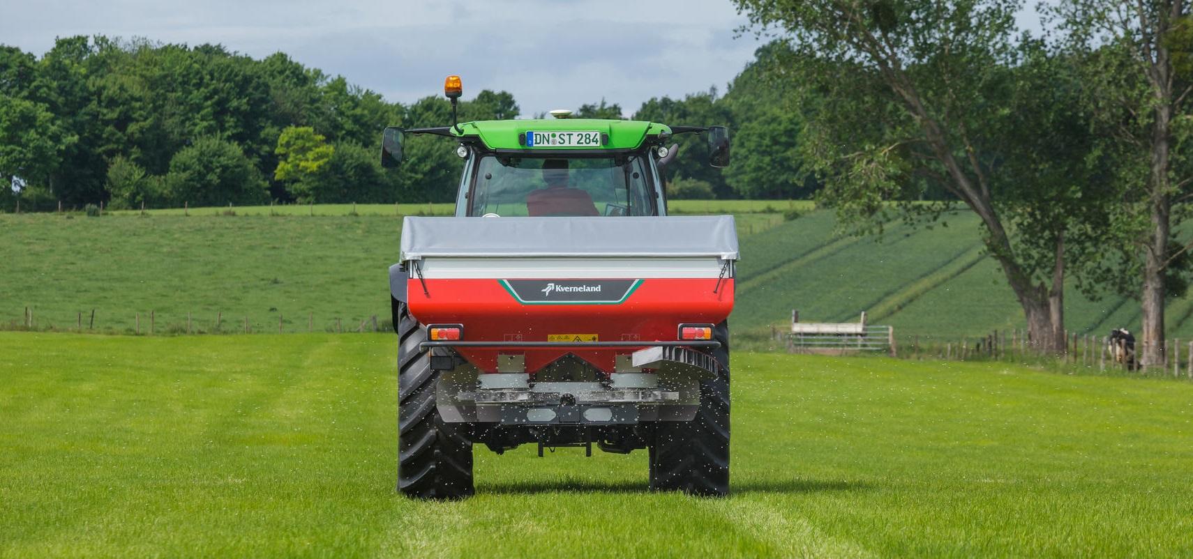 Разбрасыватели удобрений в сельском хозяйстве