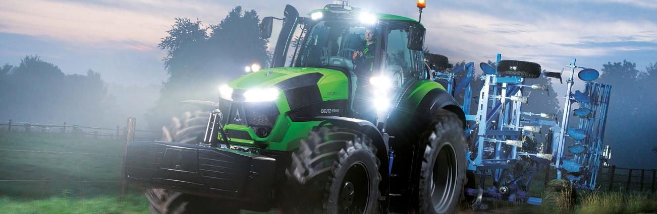В чем разница между тракторами