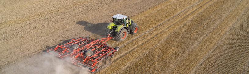 Способы обработки почвы в Украине